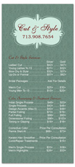 BRS-1017 - salon brochure pricelist