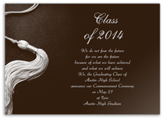 Graduation Announcement Verses