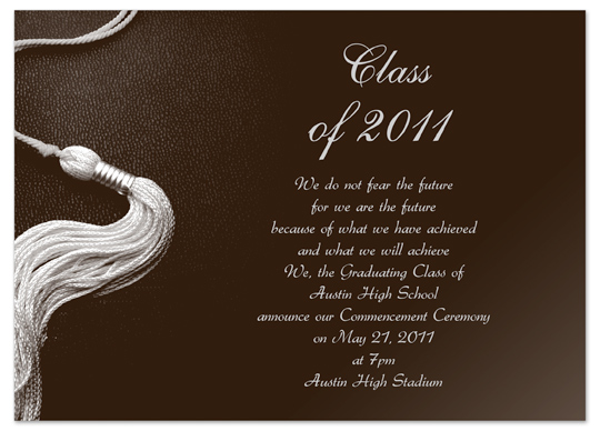 28 College Graduation Invitation Template – Graduation Invite Templates Free