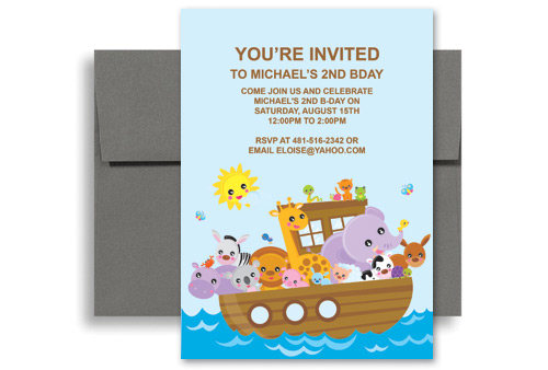examples of invitations