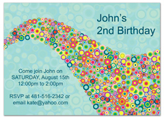 Saxophone Music Theme Birthday Invitation Ideas