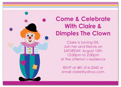 Download Kids Boy Girl Printable Ms Word Birthday Invitation