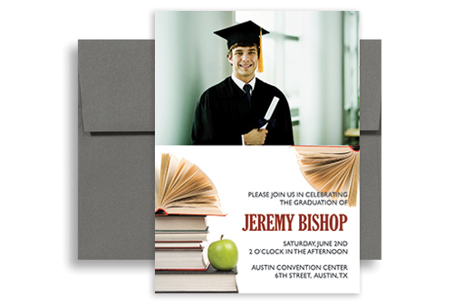 Download College Graduation Announcements Templates