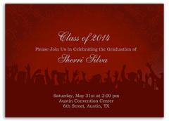 FREE Graduation Invitations Announcements Party DIY Templates