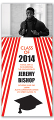 Class Of 2016 Graduation Invitation Example