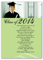 Ideas To Make Graduation Invitation Example