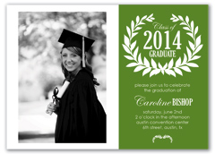 2016 Customizable Photo Graduation Invite
