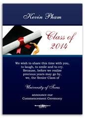 Graduation Announcements Invitations