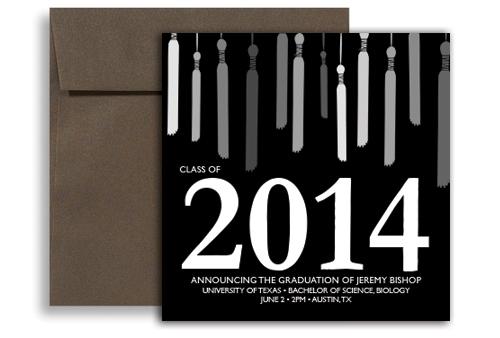 2013 Graduation Announcements