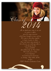Party Invite Graduation Invite
