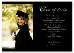 Free graduation invitations announcements party diy templates class senior portrait photo graduation invite filmwisefo Image collections