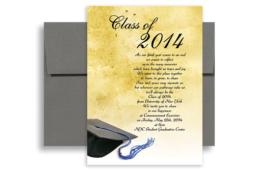 Create Your Own Graduation Invitations is an amazing ideas you had to choose for invitation design