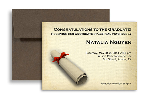 2018 doctorate law education personalized graduation invitation 7x5 2018 doctorate law education personalized graduation invitation 7x5 in horizontal filmwisefo