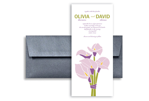 2012 Wedding Invitation Templates