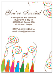Create Your Own Printable Birthday Invitation
