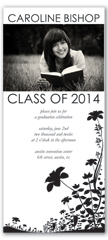 Highschool Graduate Printable Graduation Invitation