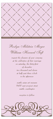 Cheap Low Cost Budget Wedding Invitation Design