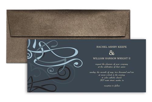 4x9 horizontal graphic wedding invitation templates 9x4 in