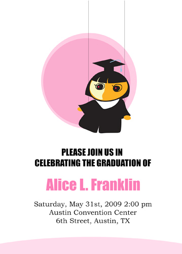Free Graduation Announcements Wording