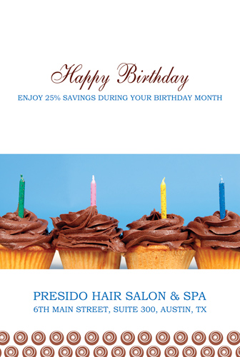 Beauty Salon Marketing Materials