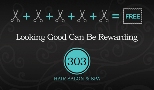 Spa Salon Marketing Materials