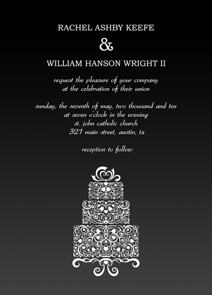 Email Wedding Invitation Templates