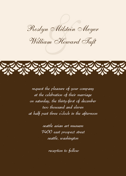 wedding shower invitation wording in spanish