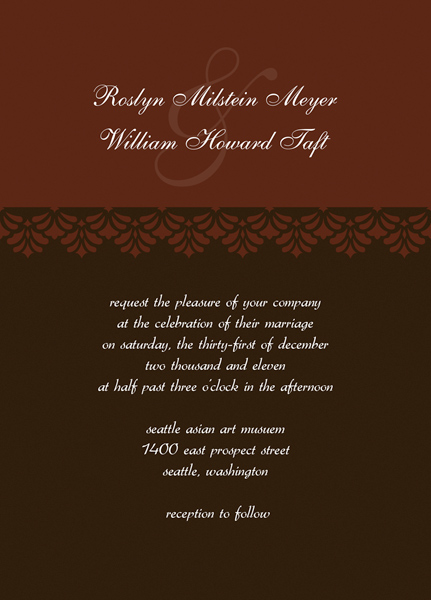 Designs Wedding Invitations
