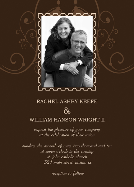 Wedding Announcement Cards – Design Modern Invitations