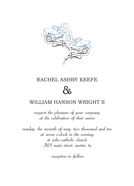Wedding Invitation Templates Microsoft Word Make Contemporary
