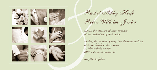 online wedding invitations,