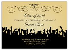Free Graduation Invitations Announcements Party Diy